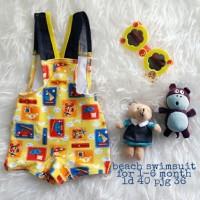 Jual TERMURAH baju renang anak cowok beach swimsuit Murah
