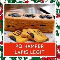 Jual Paket Bingkisan Natal Christmas Hamper Murah Lapis Legit Murah