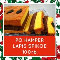 Jual Paket Bingkisan Natal Hamper Christmas Murah Spikoe Lapis Surabaya Murah