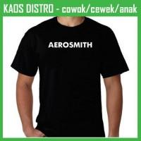 Jual Kaos Aerosmith 32 JP75 Oblong Distro Murah
