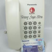 Telepon Kabel Panasonic KX-TS505MX (Putih) Pesawat Telepon RumahTS 505