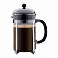 Jual Fiorenza French Press Coffee Maker 600 ml for 6 Cups Murah