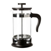 Jual Ikea Upphetta French Press Coffee Maker 400 ml For 3 Cups Murah