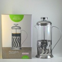 Jual Akebonno French Press Coffee Maker Home Arts Premium 350 ml for 3 Cups Murah