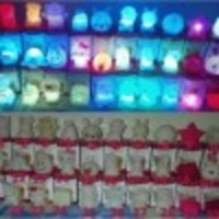 Jual JUAL LAMPU HEWEI SPONGEBOB SHINCHAN DORAEMON HELLOKITY DONALD SHIO HEW Murah