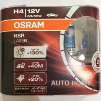 Osram H4 NBR / NBL / NightBreaker / Night Breaker Laser Berkualitas