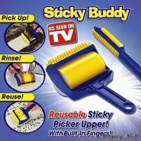 Jual LIMITED EDITION Sticky Buddy: Rol Pengangkat Bulu Debu Remah TERLARIS Murah