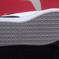 PROMO SPESIAL!! Sepatu Pria Puma Suede Classic Black White Import