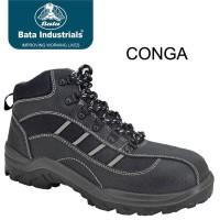 PROMO SPESIAL!! Sepatu Safety Shoes Bata Conga ((MURAH))