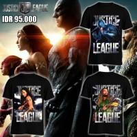 Jual Kaos Justice League Batman Wonder Woman Aquaman Selection  Murah