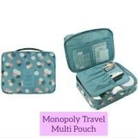 Tas Kosmetik Travel Organizer/ Multi Pouch