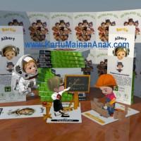 Jual Paket Bundling 4produk Kartu 4D Limited Murah