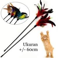 Mainan Kucing Bulu Import Bell