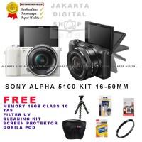 Jual Sony A5000 kit 16-50 OSS / Sony Alpha 5000 Kit LimitedEdition Murah