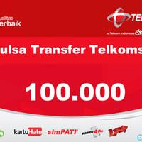 Pulsa Transfer TSEL / Telkomsel