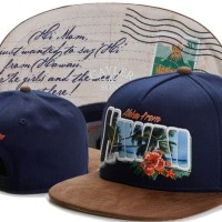 topi snapback cayler&sons / hawaii cap original import / hat