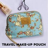 Jual (#MXSH058)/Travel Make up Pouch/Taskosmetik/Tasmakeup/P Murah Murah