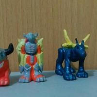 digimon set mini figure