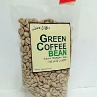 Jual Kopi Hijau Biji / Green Coffee Bean 250gr - Kopi Diet Export Quality Murah