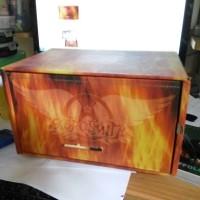 Jual Album Exclusive Aerosmith Box of Fire Langka!!! Murah