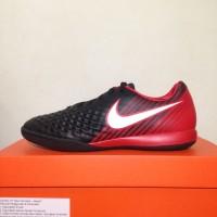 Sepatu Futsal Nike Magista X Onda II Black University Red 844413-061