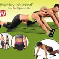 Jual REVOFLEX Xtreme | Alat Olahraga Ringkas | Alat Gym Murah