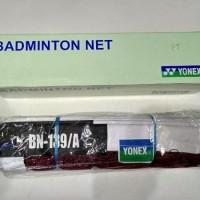 Harga premium net badminton yonex cover | Pembandingharga.com