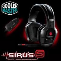 Cooler Master Sirus S Gaming Headset 5.1