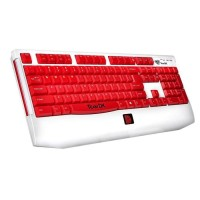 Tt Esports Knucker Team Dk Edition Gaming Keyboard (Plunger Switches)