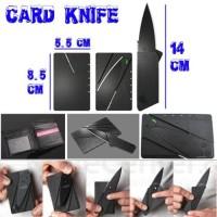 Pisau Lipat Kartu Sinclair Cardsharp Hidden Knife Sinclair Non Packing