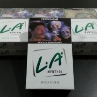 Rokok La Menthol 16