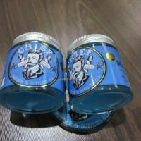 Jual CHIEF BLUE POMADE SOLID HOLD WATERBASED 4.2OZ FREE SISIR - GLASS JAR Murah