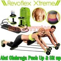 Jual Revoflex Xtreme Alat Olahraga push up & sit up perut ja Murah Murah