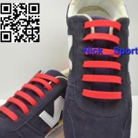 Jual Tali sepatu karet tali sepatu silikon silicon shoes kar Murah Murah