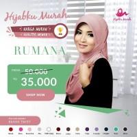 Jual POPULER Hijab Rumana Jilbab Praktis Kerudung Instan Modis BEST Murah