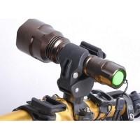 Jual Dudukan Lampu Senter Sepeda LED Lenser Bicycle Mount Clip Murah