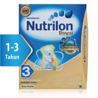 Jual Nutrilon Royal 3 Vanilla 400gr Murah