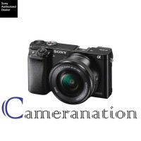 Jual Kamera Mirrorless Sony Alpha 6000 Kit 16-50mm ( MIRRORLESS A6000) Murah
