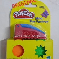 Jual Cetakan Playdoh Mini Fun Factory Pot Play Doh Original (Buka Terbaru Murah