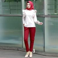 Celana Kulot Wanita Muslim - Luisa Pants