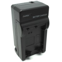 Camera Travel Charger for Sony DSLR with Car Charger - NP-FW50 Black