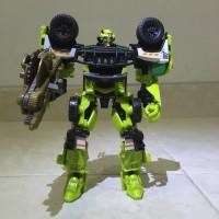 Jual Hasbro Transformers Deluxe Ratchet  DOTM Murah