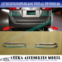 Jual Unik Garnish Ring Cover Reflektor Bumper Toyota All New Inno FK-06F Ba Murah