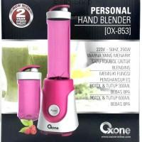Jual SALE !! OXONE PERSONAL HAND BLENDER OX-853 PINK & HIJAU HARGA PROMO!!! Murah