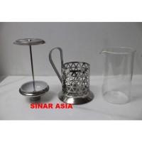 Jual SALE- AKEBONNO COFFEE PLUNGER / FRENCH PRESS 600 ML Murah