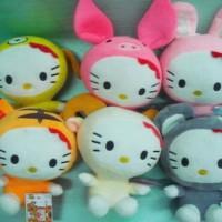 Jual 138 - Boneka Rekam Suara Hello Kitty Shio Kado Valentine Romantis Murah