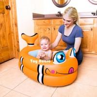 Jual Baby Steps Bestway Gajah/ Bak Mandi Bayi Bestway Ikan #51125 Murah