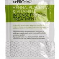Jual HI PRO PAC Henna, Placenta & Vitamin E Protein Intense Treatment 52 mL Murah