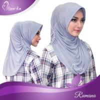 Jual kerudung / kerudung instan/ hijab instan / rumana polos Murah Murah