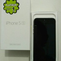 HARGA MURAH Apple Iphone 5s 16gb Grey - Garansi Distributor